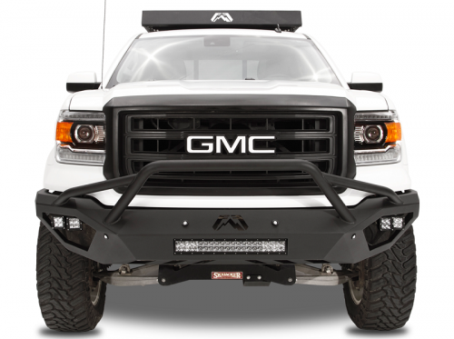 Off-road Bumper - Front Bumpers & Skid Plates