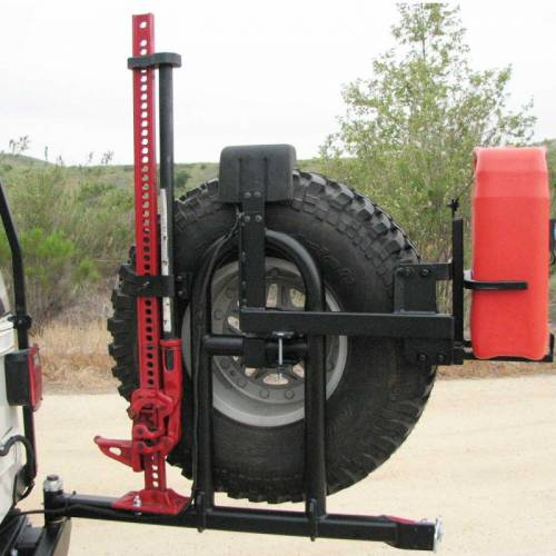 Off-road Bumper - Bumper Accessories