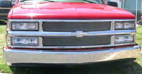 Legacy Series Grilles - Pre-Assembled Grille