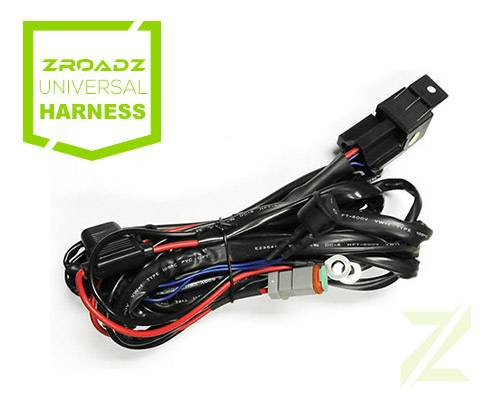 Other Brands LED Light Bars - Wiring Harness & Accessories