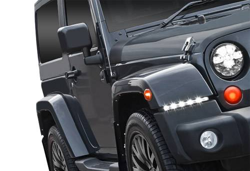 Lighting - Signal & Side Lights
