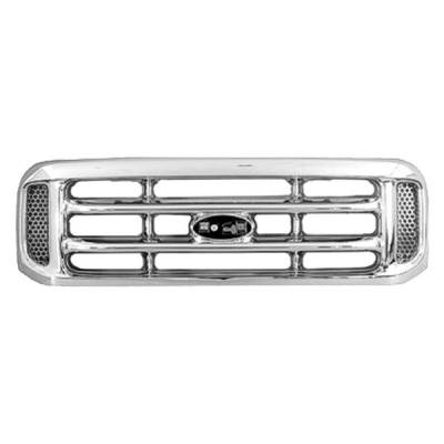 Exterior - Custom Grilles - Replacement Grilles