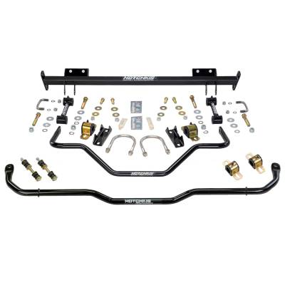 Supension Systems - Performance Sway Bars & Controls