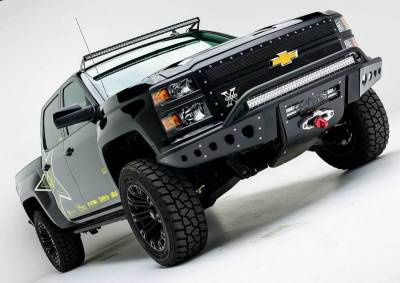 Exterior - Bumpers - Off-road Bumper