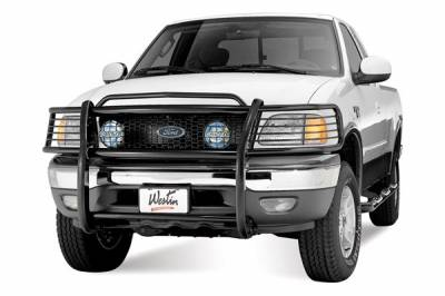 Bumpers - Off-road Bumper - Front Bumper & Grille???Guards & Bars