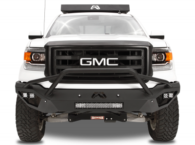 Front Bumpers & Skid Plates