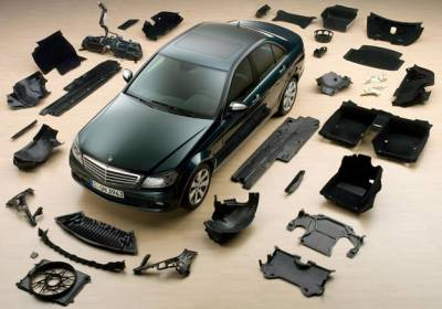 Exterior - Body Parts & OE Replacement Parts