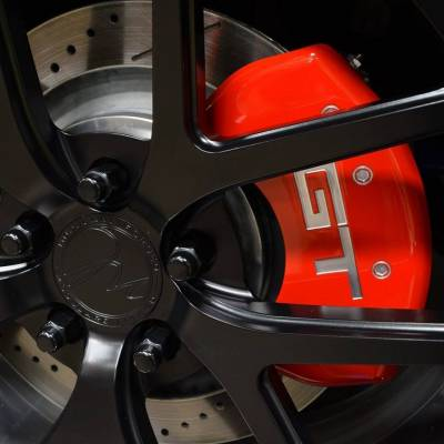 Wheels & Tires - Caliper Covers