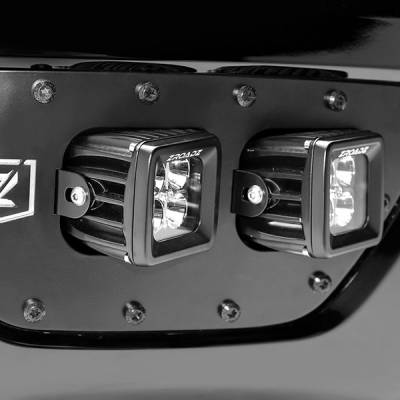 LED Light Bars & Mounts - ZROADZ Off Road LED Lights - Work & Cube Lights